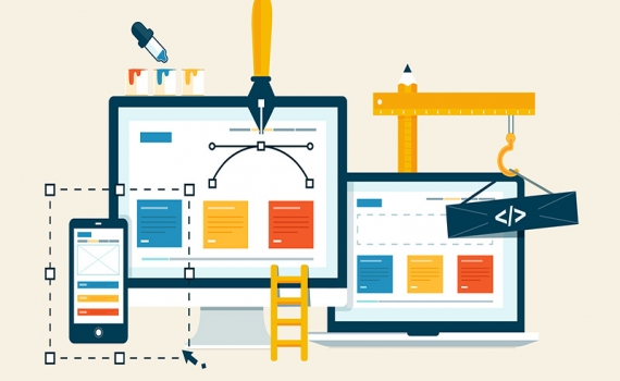 How To Maintain Content And Website Design Balance