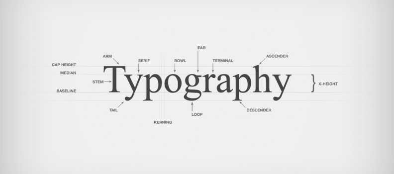 Website Designing: 4 Reasons You Should Be Very Careful About Typography