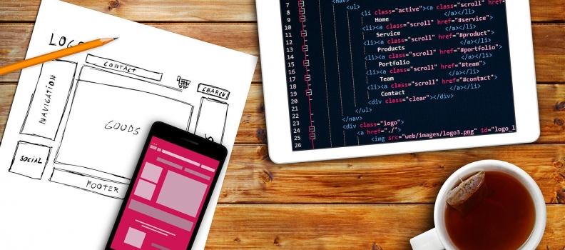 Web Design For Startup: Why Text Matters As Much As Graphics
